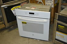 GE JK3000DFWW 27  White Single Electric Wall Oven NOB  15895
