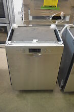 Bosch SGE63E15UC 24  Stainless Full Console Standard Dishwasher NOB  2377 WLK