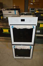 KitchenAid KODC304EWH 24  White Double Convection Wall Oven NOB   15822