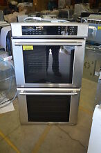 Thermador MED302JP 30  Stainless Double Electric Wall Oven NOB  13704