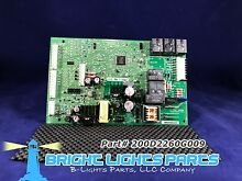 GE Main Control Board FOR GE REFRIGERATOR 200D2260G009 Green