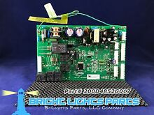 GE Main Control Board FOR GE REFRIGERATOR 200D4852G017 Green