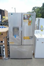 Whirlpool WRF993FIFM 36  Stainless French Door Refrigerator T2 NOB  16134