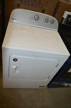 Whirlpool WED4815EW 30  White Front Load Electric Dryer NOB  16654 T2