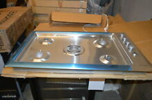 Fisher Paykel CG365CWACX1 36  Stainless 5 Burner Gas Cooktop NOB  16730