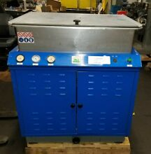 Parts washer used Omega recycling Parts washer