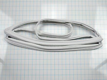 2188448A NEW Frigidaire Refrigerator Door Gasket Seal Factory Original