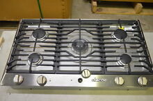 Dacor DCT365SNG 36  Stainless Gas Cooktop w 5 Sealed Burners  5986