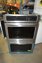 Frigidaire FGET3065PF 30  Stainless Double Electric Wall Oven NOB  17055