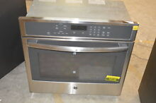 GE PT7050SFSS 30  Stainless Single Electric Wall Oven NOB  18106
