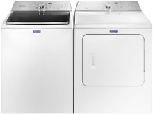 Maytag MVWB765FW MEDB755DW White Washer and Electric Dryer Laundry Set NOB