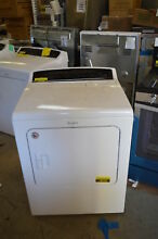 Whirlpool WED7300DW 29  White Front Load Electric Dryer NOB  18253 T2