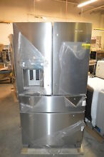 Whirlpool WRX735SDBM 36  Stainless French Door Refrigerator NOB  18227 T2