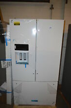 KitchenAid KRFF507EWH 36  White French Door Refrigerator NOB  18223 CLW