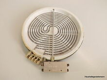 AEG 2001 4 12ft wr Radiant heating elements Cooktop Cooking zone Heating element
