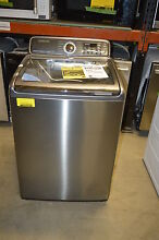 Samsung WA48J7770AP 27  Platinum Top Load Washer 4 8 Cu Ft  NOB  13040