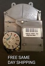 GENUINE GE WASHER TIMER 175D2307P001  OEM   FREE SHIPPING