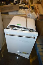 KitchenAid KDTE104EWH 24  White Fully Integrated Dishwasher NOB  18649 T2 CLW