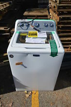 Maytag MVWX655DW 28  White Top Load Washer NOB   18822 T2 CLW
