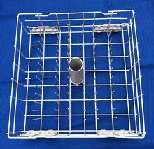 WHIRLPOOL DU810SWPQ3 Dishwasher LOWER RACK  rollers  and Spray Tower