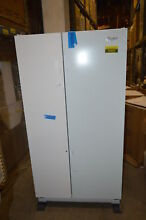 Whirlpool WRS325FNAW 36  White Side by Side Refrigerator NOB  19432 T2