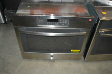 GE JT3000SFSS 30  Stainless Single Electric Wall Oven NOB  19578