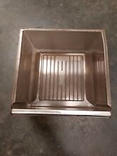 KENMORE REFRIGERATOR DRAWER BROWN   PART  WR32X1000