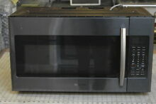 Samsung ME18H704SFG 30  Black Stainless Steel Over the Range Microwave NOB  8902