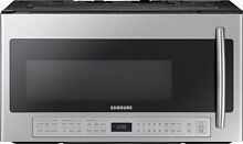Samsung ME21K6000AS 30  Stainless Over The Range Microwave Oven WLK NOB  7301