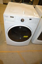 Whirlpool WFW85HEFW 27  White Front Load Washer NOB  20088 T2 CLW
