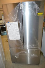 Whirlpool WRF736SDAM 36  Stainless French Door Refrigerator NOB  20062 T2 CLW
