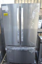 Whirlpool WRF535SWHZ 36  Stainless French Door Refrigerator NOB  20113 T2