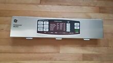 GE WNCD2050A2WC Washer  Control Panel with Control Display Board WH12X10238