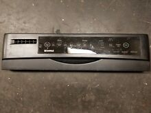 KENMORE DISHWASHER CONTROL PANEL ONLY   PART  8269148