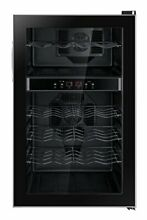 Dual Zone Thermo Electric Wine Cooler  24 bottles