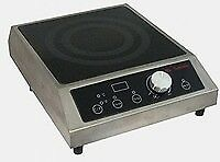 1800W Commercial Induction  Countertop