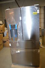 Whirlpool WRX988SIBM 36  Stainless 4 Door French Door Refrigerator NOB  21442 T2