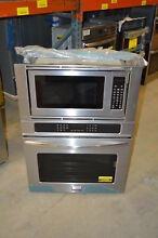 Frigidaire FGMC3065PF 30  Stainless Combination Wall Oven NOB  17048