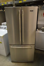 Maytag MFF2055FRZ 30  Stainless French Door Refrigerator NOB T2  21899
