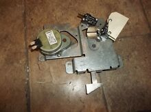 Thermador RDSS30  Oven Door Lock latch 14 33 481 01  00487674  487674  TESTED