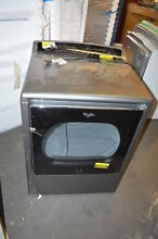 Whirlpool WGD8500DC 29  Chrome Shadow Front Load Gas Dryer NOB T2  22438 CLW