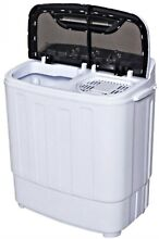 Washer Dryer Combo Portable Washing Machine 13lbs Stackable Cheap All in One New