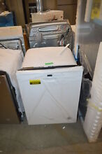 Whirlpool WDF560SAFW 24  White Full Console Dishwasher NOB T2  22639 CLW