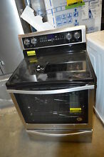 Whirlpool WFE745H0FS 30  Stainless Freestanding Electric Range NOB T2  22697