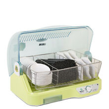Compact Countertop Dish Dryer Portable Tabletop Small Mini Dishdryer