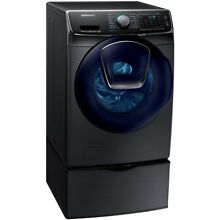 4 5 cu  ft  High Efficiency Front Load Washer with Steam By Samsung