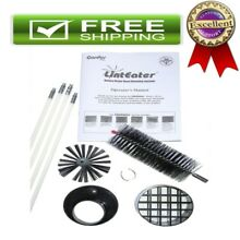 Dryer Duct Cleaning Brush Kit Rotary Vent Blockage Removal Tool Vacuum ORIGINAL