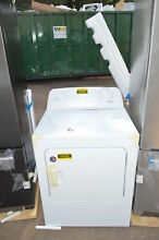 Whirlpool WED4616FW 29  White Front Load Electric Dryer NOB  16182 T2 CLW