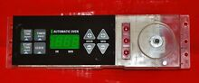GE Oven Electronic Control Board   Part   WB27X5581  164D3147G002