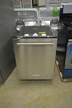 KitchenAid KDTE104ESS 24  Stainless Built In Dishwasher NOB T 2  14646 CLW